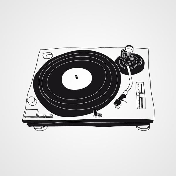 Le vinyle c'est fantastique - Bernard Forever