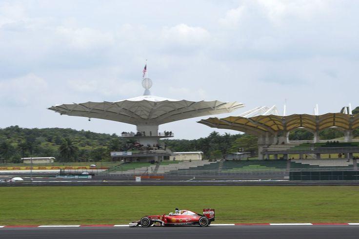 Malaysian Grand Prix - goodbye Sepang