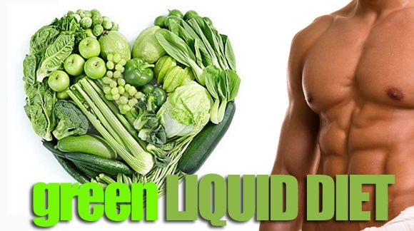 Liquid Diet Plans for Bodybuilding, Strength & Weight Loss
