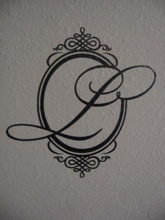 cameo L: Flamant Belgian Style, Monogram Initials, Bed, Paper Vinyl Crafts, Llllllllllll Ovely Letter, Cute Little Tattoos, Silhouette Cameo, Fam Tattoo, Vinyl Decals