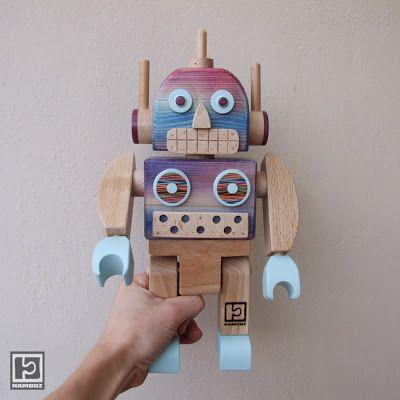 Břichopas about toys: Roboti jdou