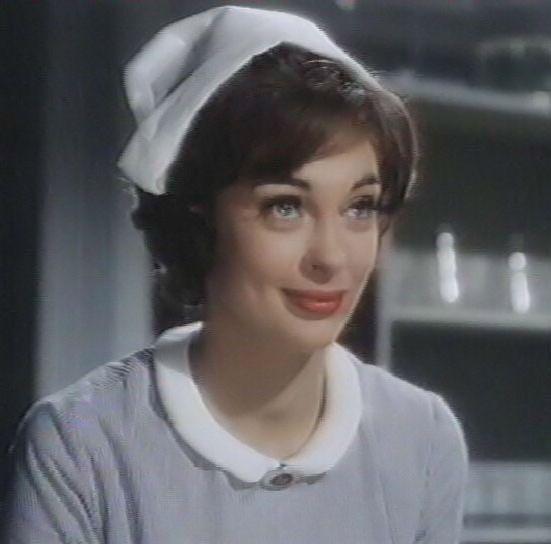 som April Bergen, i April fra 1963.