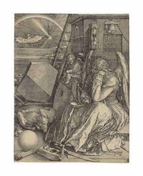 ALBRECHT DÜRER (1471-1528) , Melencolia I  | Christie's