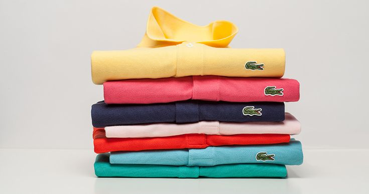 We love T-shirts in candy colors!
