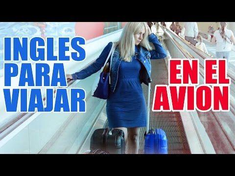 Vocabulario: AIRPORT - Clase de inglés de vocabulario del aeropuerto - YouTube