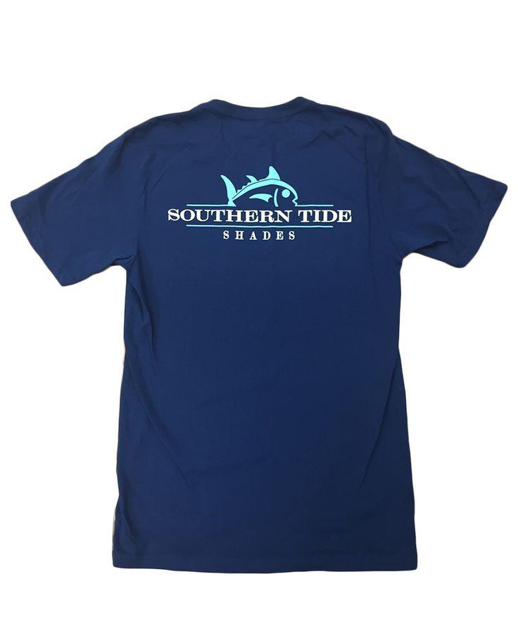 Southern Tide - Shades Rising Skipjack Tee