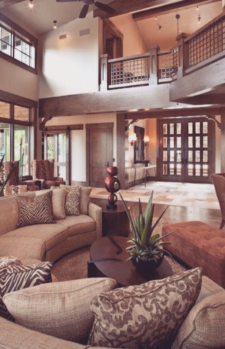 Oltre 25 fantastiche idee su soffitti in legno su for Case in stile hacienda