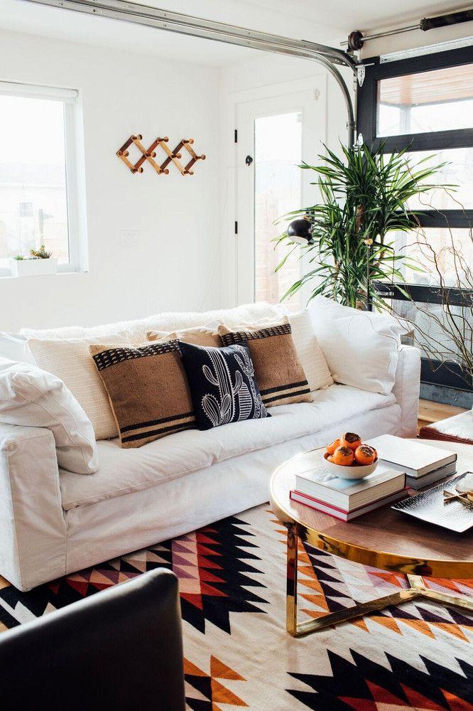 Layne Kula Natural Boho Design Denver Home Tour Minimalist