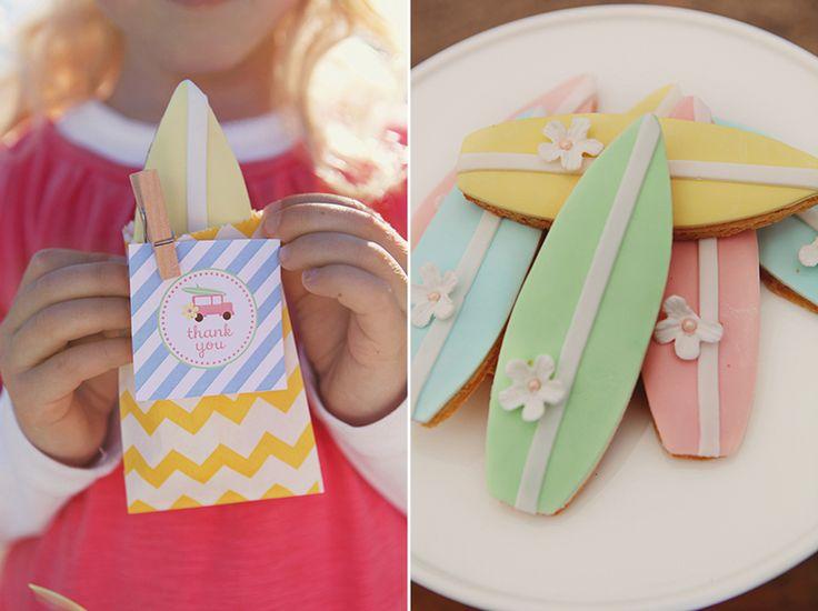 » Vintage Surf Girl Party for Tomkat Studio www.sweetstyleblog.com.au