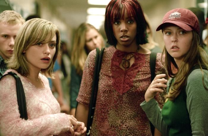 Freddy Vs. Jason cast   FREDDY VS. JASON, Monica Keena, Kelly Rowland, Katharine Isabelle ...
