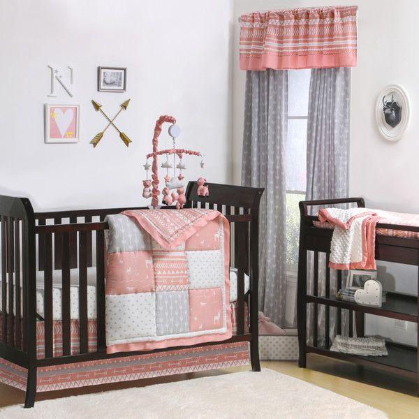 Die 43 besten Bilder zu Baby Girl Nurseries auf Pinterest ...