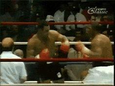 Mike Tyson knockout