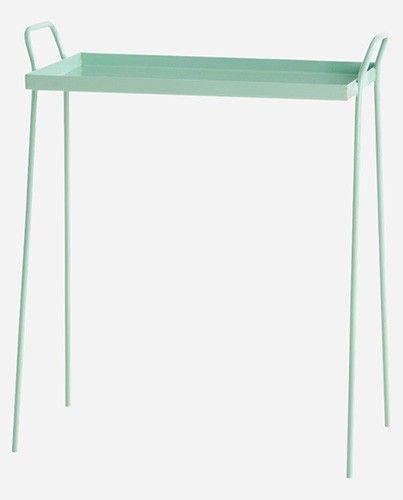 Mesa auxiliar verde mint - Deco & Living