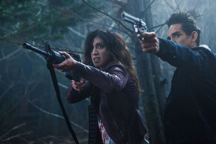 Ash vs Evil Dead (TV Series 2015– ) - Photo Gallery - IMDb