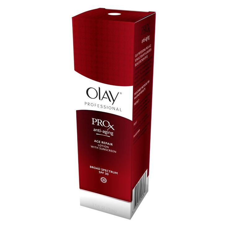 Olay Professional Pro-X Age Repair Lotion With Sunscreen  4/17 #Olay