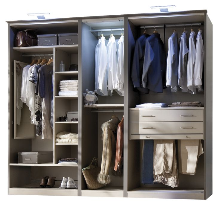 8 best Dressing images on Pinterest Walk in closet, Storage and