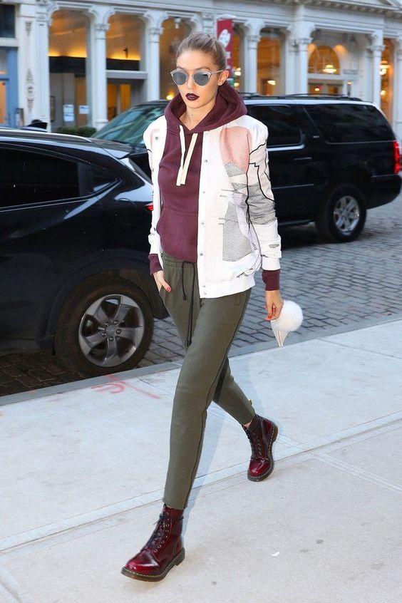 Gigi Hadid te enseña 6 looks que creías jamas usarías.