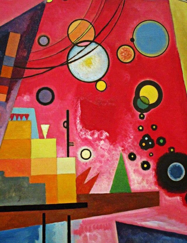 paul klee  obras de arte coloridas kandinsky wassily