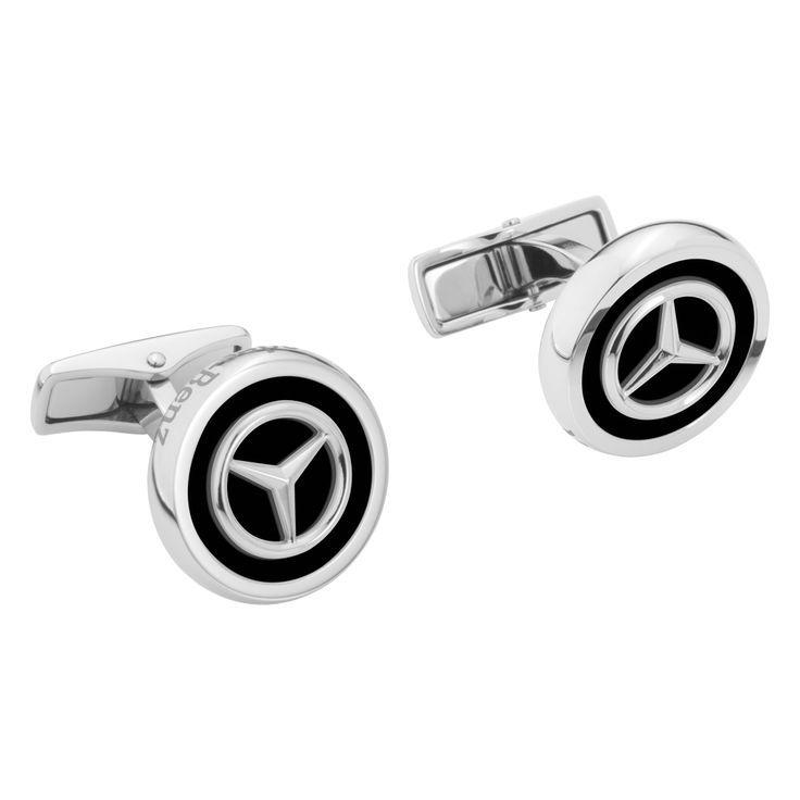 Mercedes kol düğmesi