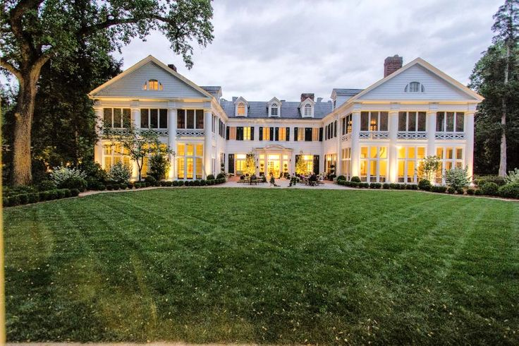 Want to spend your weekend getaway in a mansion that was built in 1915? We've got you covered! | The Duke Mansion in Charlotte, North Carolina | Southern Living Handpicked Hotels