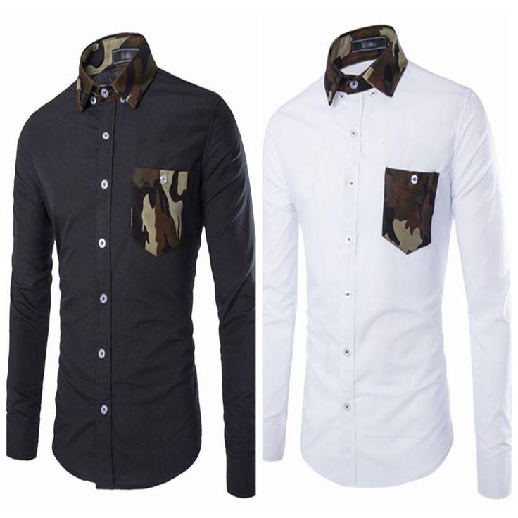 Temukan dan dapatkan  kemeja pria lengan panjang kasual minimalis hanya $78000.00 di Shopee sekarang juga! https://shopee.co.id/fashionmall.id/40337202 #ShopeeID