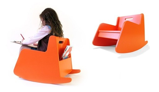 Hiya Rocker — Children's Furniture -- Better Living Through Design