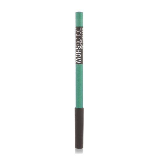 Maybelline Color Show Khol - 300 Edgy Emerald - Groen - Oogpotlood   ***   5 EURO