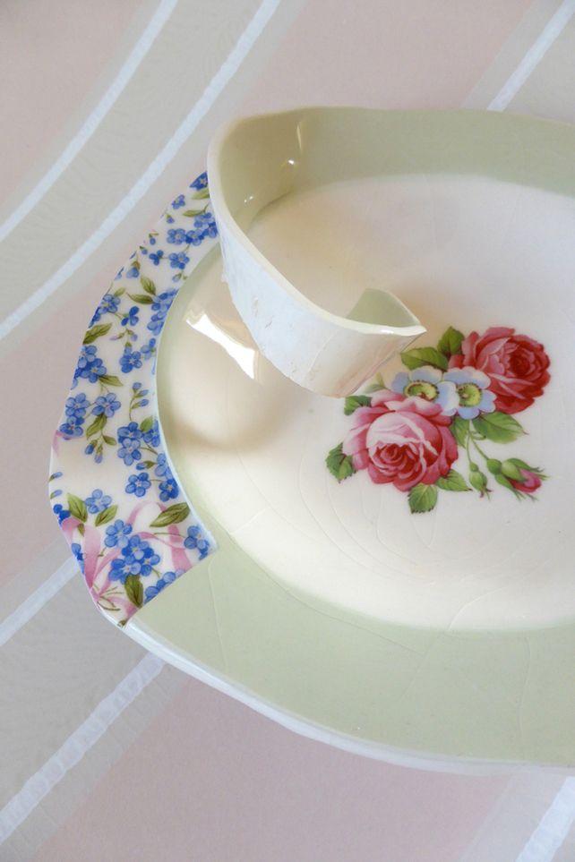 Under the Surface sculptural porcelain bowl £70.00