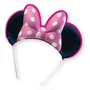 Disney Minnie Taç, minnie mouse doğum günü