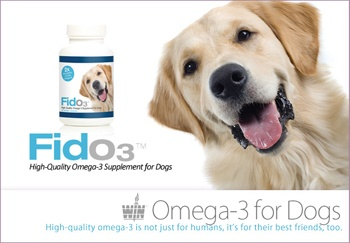 April 10, 2013 – Plano, TX- Calling all dog lovers! Wellness International Network has officially released a product for the furry, four-legged babies in your life!  Ralph Oats presents; Fido3™, a high-quality omega-3 supplement for dogs equipped with all the same heart health and joint benefits as Wellness International Network's original WINomeg3complex. www.maartensgezon...