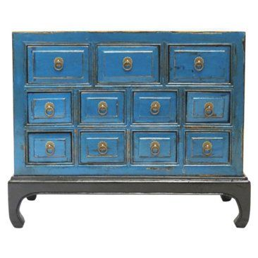 Check out this item at One Kings Lane! Mischa 11-Drawer Chest