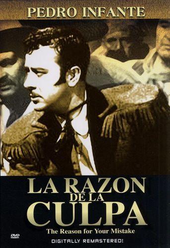 La Razon De La Culpa Dvd 1943 Best Buy Pedro Infante Movie Posters Cool Things To Buy