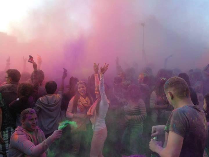 Festival of Colours 2014 #Koneser