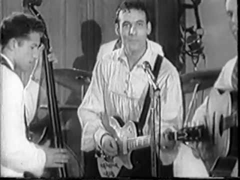 Carl Perkins Blue Suede Shoes Ranch Party