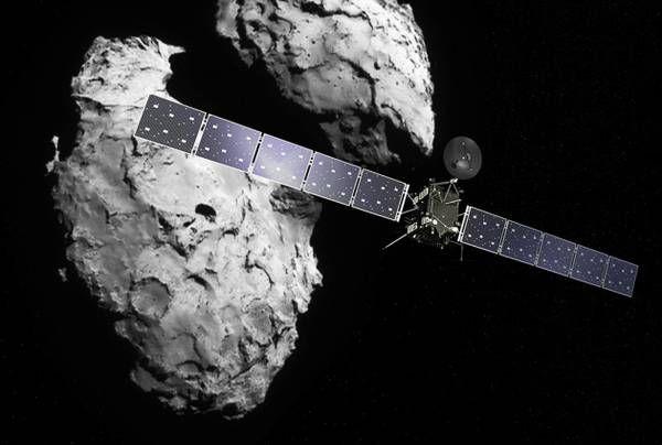 La sonda Rosetta ha toccato la cometa, addio per sempre - http://www.sostenitori.info/la-sonda-rosetta-toccato-la-cometa-addio-sempre/256420