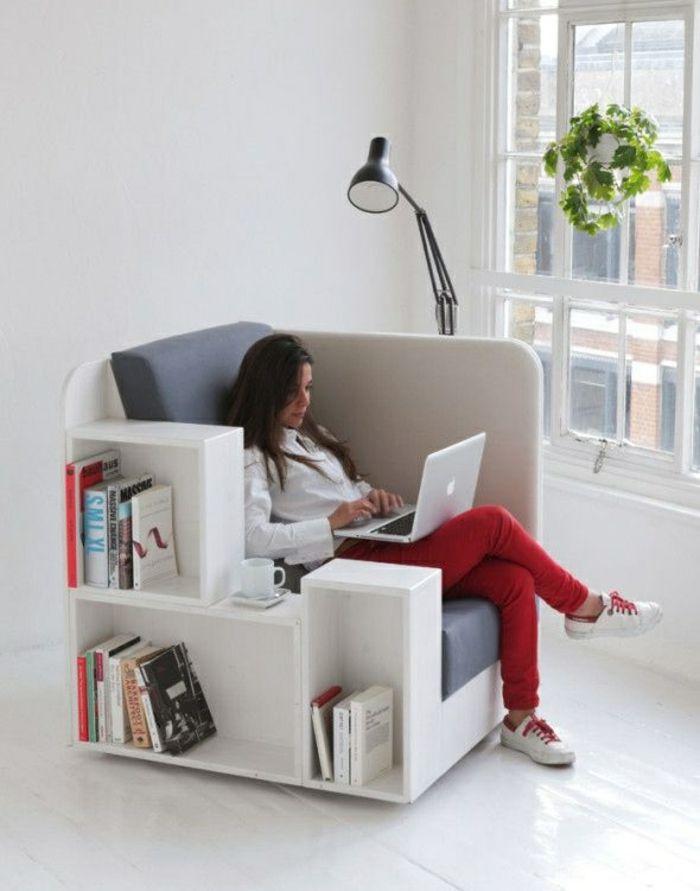 Möchten Sie ein multifunktionelles Wohnzimmer einrichten?