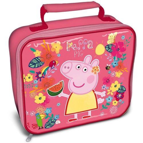 Pig George da Família Conhecê a Boucinhas da Peppa rosa e mamãe fica com dor de barriga - novelinha - em Português BR