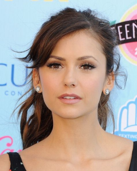 Nina Dobrev- Make up for every occasion x so pretty c
