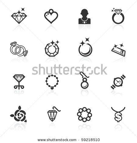 Shutterstock : jewelry icon fotos stock, jewelry icon fotografia stock, jewelry icon imagens stock