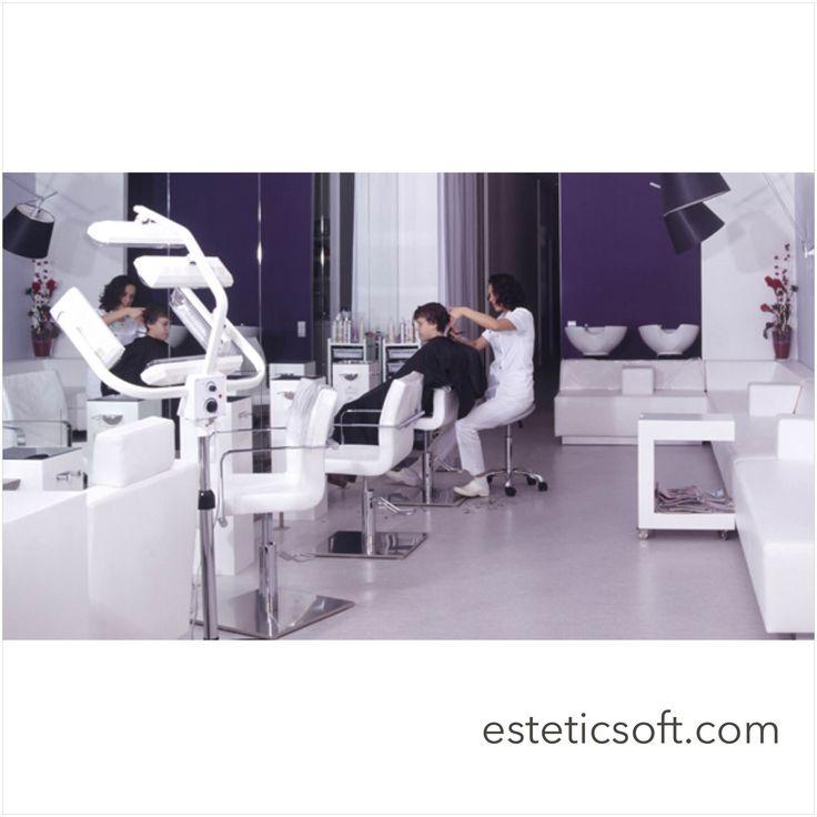 EsteticGEST es el software  para salones de peluquería, más adecuado del mercado. Facilita el día a día en la gestión del salón: agenda empleados, envío SMS de citas / promociones, recepción de clientes según cita anotada, etc. Más de 1.000 usuarios confían en nuestro sistema!!   Conoce más funciones a través de nuestra web: www.esteticsoft.com. #SoftwareGestionPeluqueria #EsteticGEST  #Esteticsoft