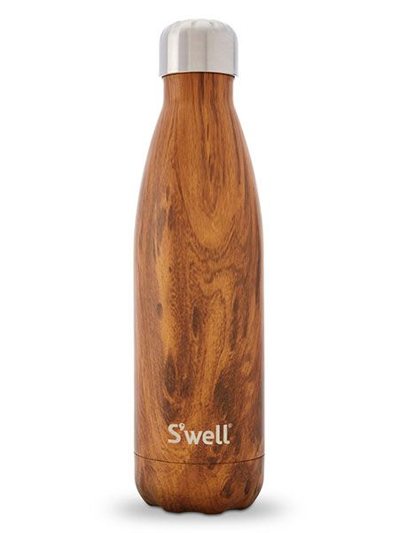 S'well Teakwood 25 Oz Bottle | Camp & Cottage | Sporting Life