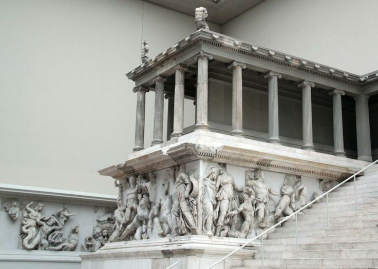 http://guias-viajar.com/ Museo de Pérgamo en Berlín