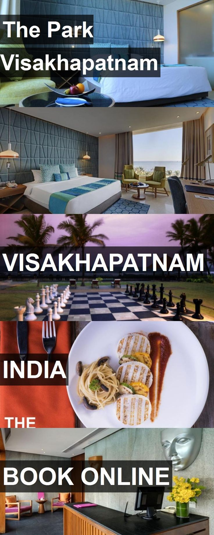 Hotel The Park Visakhapatnam in Visakhapatnam, India. For more information, photos, reviews and best prices please follow the link. #India #Visakhapatnam #travel #vacation #hotel
