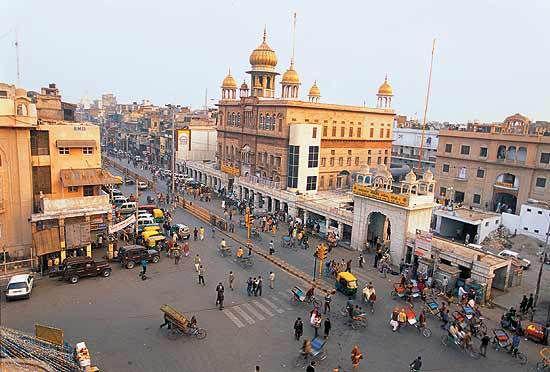 Old Delhi tour and Chandni Chowk