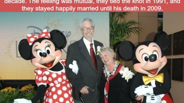 nice The voice actors of Mickey and Minnie Mouse are married in real...