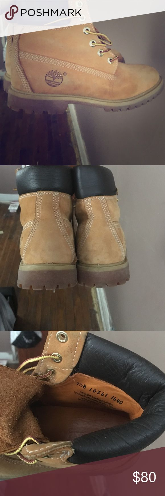 Timbalands boots Great condition Timberland Shoes Ankle Boots & Booties