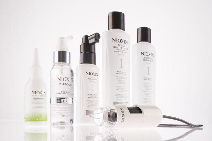 Nioxin Nioscope Nioxin Marketing Hair Poo Pourri