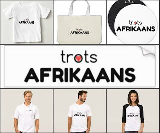 Sun Art Sales Blog: Trots Afrikaans