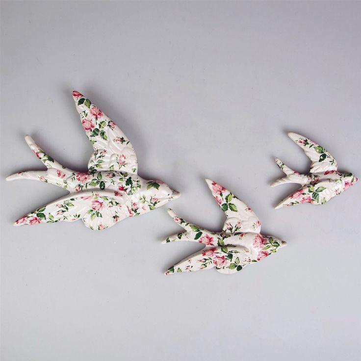 Flying Birds Wall Decor 22 best ceramics - flying ducks.. images on pinterest | ducks