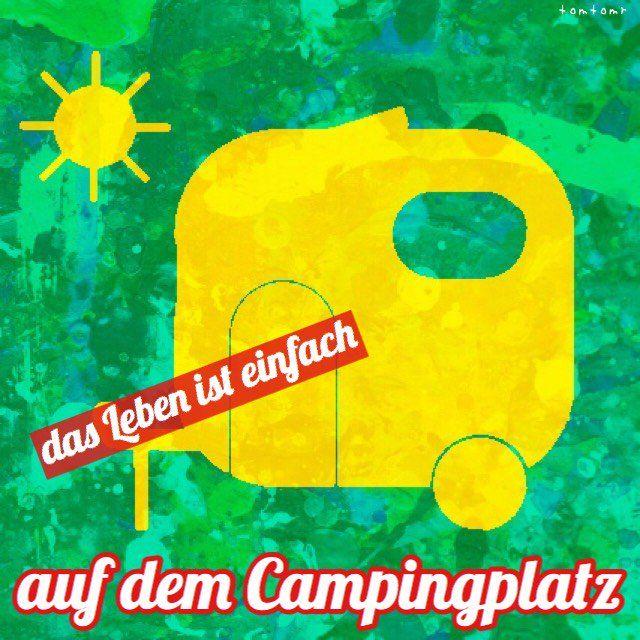 Hashtag einfacherurlauben auf Twitter Camping